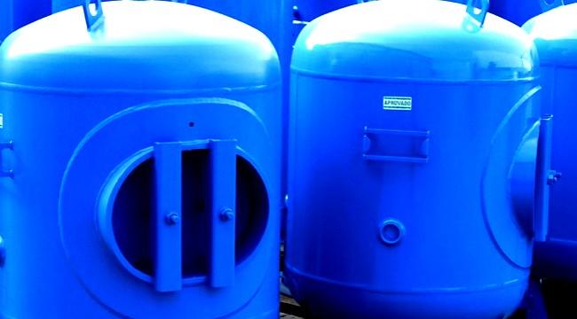 Saiba a função do equipamento de pressão: Separador de Condensado