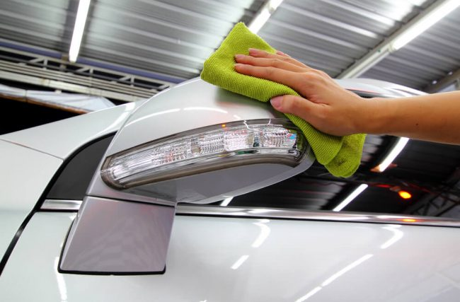 Lavagem a seco automotiva: aprenda a implementar
