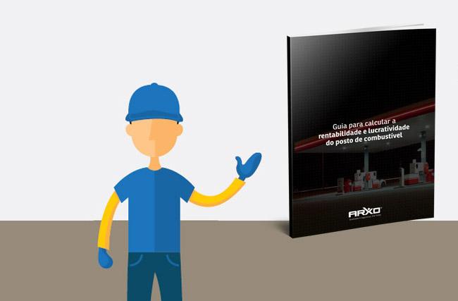 E-Book – Guia para calcular a rentabilidade e lucratividade do posto de combustível