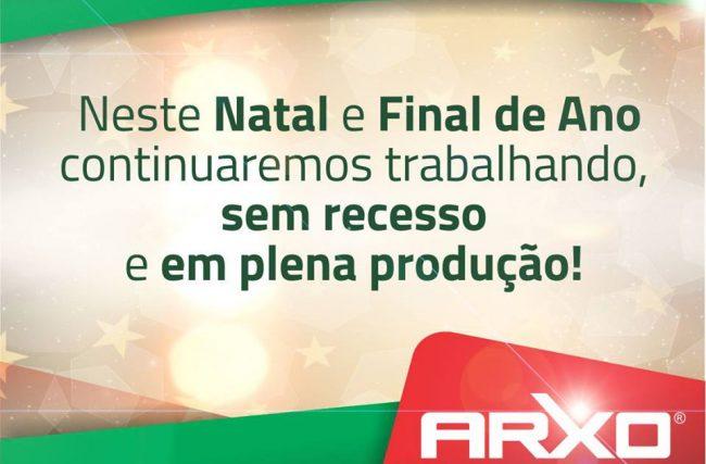 A ARXO NÃO PARA!